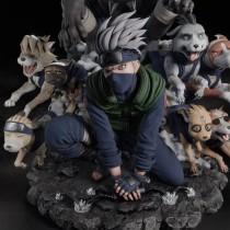 【Pre order】Legendary Studio  Naruto Hatake Kakashi 1/6 Resin Statue Deposit