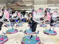 【In Stock】Jianke Studio Demon Slayer: Kimetsu no Yaiba Kochou Shinobu Resin Statue