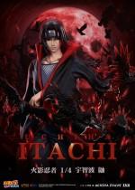 【Pre order】Iron Kite Studio Naruto Uchiha Itachi 1/4 Scale Resin Statue Deposit(Copyright)
