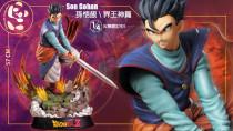 【Pre order】Panda Studio Dragon Ball Super Gohan 1/4 Scale Resin Statue Deposit