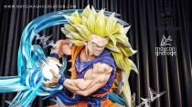 【Pre order】KD Collectibles Dragon Ball Z Super Goku SSJ3 1/4 Scale Resin Statue Deposit