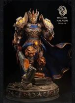 【Pre order】Leviathan The Alliance Paladin Reins Resin Statue Deposit