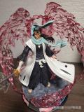 【In Stock】Clouds Studio BLEACH Gotei 13 Kuchiki Byakuya 1:7 Scale Resin Statue