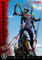 【Pre order】Prime 1 Studio EVA EVANGELION UDMEVA-05  EVANGELION13 Resin Statue Deposit(Copyright)