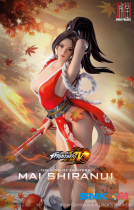【Pre order】JIMEI Palace KING OF FIGHTERS MAI SHIRANUI しらぬい まい Resin Statue Deposit(Copyright)
