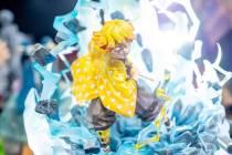 【Pre order】INFINITY Studio Demon Slayer: Kimetsu no Yaiba-1/4 Agatsuma Zenitsu  resin statue deposit(Copyright)