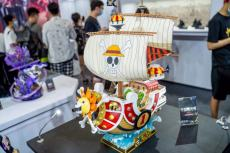 【Pre order】INFINITY Studio One Piece The Thousand Sunny Boat Resin Statue Deposit(Copyright)