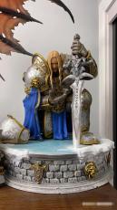 【In Stock】NOAH STUDIOS The Paladin of light  Arthas Menethil Resin Statue