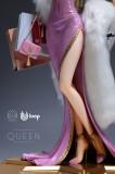 【Pre order】U-loop&Lovecacao The Cyber Series 《Queen》 Resin Statue Deposit(Copyright)