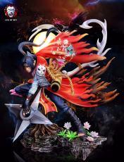 【Pre order】Leo Of Sky Studio Naruto Uchiha Itachi Resin Statue Deposit