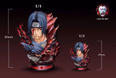 【Pre order】Leo Of Sky Studio Naruto Uchiha Itachi Bust Resin Statue Deposit