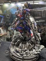 【Pre order】Prime 1 Studio Transformers Dark of the Moon JETWING Optimus Prime MMTFM-33 Resin Statue Deposit(Copyright)