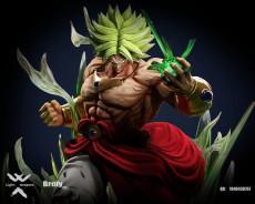 【Pre order】Light Weapon Studio Dragon Ball Z Super Broly Super Saiyan 1:6 Scale Resin Statue Deposit