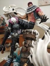 【In Stock】MH-Studio & Zero M.H017 One-Piece Charlotte Katakuri 1:4 Resin Statue