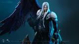 【Pre order】Blackwing&Blue Sky Studio Final Fantasy VII FF7 Sephiroth 1/4 Resin Statue Deposit