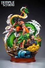 【Pre order】Temple Studio Dragon Ball Z Third anniversary Goku 1/6 Scale Resin Statue Deposit