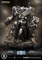 【Pre order】Prime 1 Studio DC Universe Justice League UMMDC-03&UMMDC-04 UT: Batman & JUSTICE BUSTER  Resin Statue Deposit(Copyright)