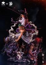 【Pre order】Burning Wind Studio One Piece Wano Ghost Sword Zoro 1/6 Scale Resin Statue Deposit
