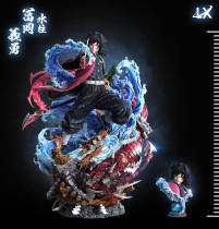【Pre order】LX-Studio Demon Slayer Tomioka Giyuu  Resin Statue Deposit