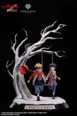 【Pre order】Zodiakos Studio Naruto The last Naruto & Hinata 1:6 Scale Resin Statue Deposit