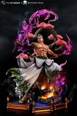 【Pre order】Burning Wind& TJ Studio One Piece Wano Zoro 1/6 Scale Resin Statue Deposit
