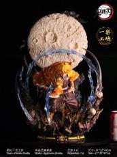 【Pre order】Ichiraku Studio Demon Slayer Kimetsu no Yaiba Agatsuma Zenitsu 1/6 scale resin statue deposit