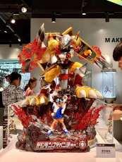 【Pre order】BANDAI NAMCO Digital Monster War Greymon ウォーグレイモン  Resin Statue Deposit(Copyright)