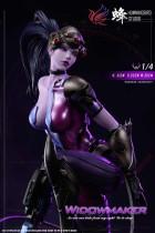 【Pre order】Hummingbird Studio OVER WATCH Widow Maker 1/4 Resin Statue Deposit