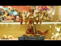 【Pre order】JacksDo Saint Seiya the Zodiac Golden Cloths Vol 02 Gemini Resin Statue Deposit