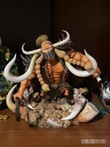 【In Stock】 G5-Studio One-Piece Yonko KAIDO Pirates Jack Resin Statue