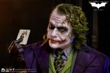 "【Pre order】Infinity Studio DC Series Life Size Bust  ""The Dark Knight"" The Joker Heath Ledger Deposit(Copyright)"