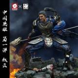 【Pre order】JacksMake  China Heroes Series Generals- Zhao Yun Resin Statue Deposit(Copyright)