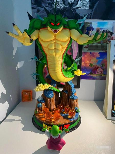 【In Stock】YY Studio Dragon Ball Z Namek Shenron Porunga Resin Statue