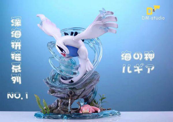 【Pre Order】DM-STUDIO Pokemon Lugia  Resin Statue Deposit