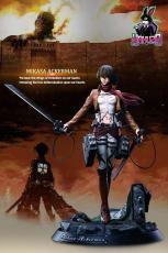 【Pre order】Yakuza Studio Attack on Titan Mikasa·Ackerman Resin Statue Deposit