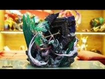 【Pre order】JacksDo Studio One Piece POP SA-MAXIMUM Mihawk Black Blade Arc Moon Scene Base Deposit