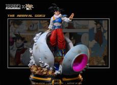 【Pre order】MRC&XCEED Studio Dragon Ball Z The Arrival Goku 1:6 Resin Statue Deposit