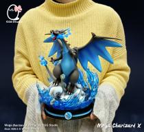 【Pre order】EGG-Studio Pokemon MEGA Charizard X Resin Statue Deposit