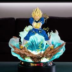 【Pre order】KD Collectibles Dragon Ball Super Vegeta 1:4 Scale Resin Statue Deposit