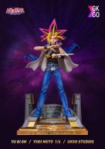 【Pre order】 GKGO STUDIOS Duel Monsters Yu-Gi-Oh 遊☆戯☆王 Series Yugi Muto Resin Statue Deposit