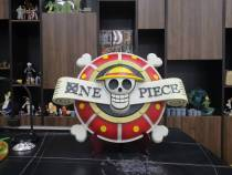 【Pre order】WH-Studio One-Piece Straw HAT Pirates Relief Wall Hanging  Deposit