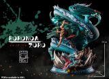 【Pre order】Box Studio One Piece Wano Zoro 1/6 Scale Resin Statue Deposit