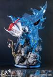 【Pre order】Clouds Studio Hokages Resonance Series No.6 Hatake Kakashi Resin Statue Deposit