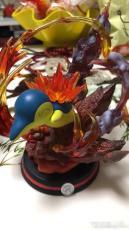 【In Stock】MFC Studio Pokemon Cyndaquil Resin Statue