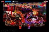 【Pre order】Revive Studio KING OF FIGHTERS Iori Yagami VS Kyo Kusanagi Resin Statue Deposit(Copyright)