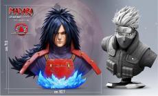 【Pre Order】KOREKUSHON STUDIOS Naruto Bust  Madara 1:1 Resin Statue Deposit