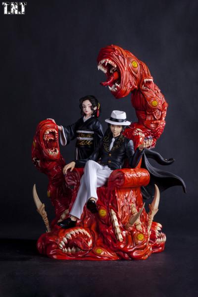 【Pre order】TNT Studio Demon Slayer: Boss Kibutsuji Muzan Resin Statue Deposit