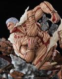【Pre order】CHIKARA STUDIO Attack on Titan Reiner Braun ライナー・ブラウン The Armored Titan Resin Statue Deposit