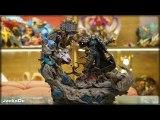 【Pre order】JacksDo One Piece POPMAX Sir Crocodile Scene Base Resin Statue Deposit