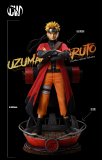 【Pre order】Cartoon World CW Studios Uzumaki Naruto 1/1 Resin Statue Deposit